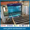201 hojas de acero inoxidables del espejo del espesor 8k/16k/32k de 0.6m m
