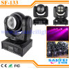 Double Side 4X12W RGBW DEL Mini Moving Head Lights