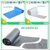 Le sac d'ordures en plastique/sac de détritus biodégradable de PE/peut doublure