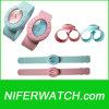 실리콘 대중적인 철석 때림 시계 (NFSP043)