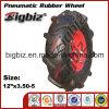 Hochleistungs12x3.50-5 Pneumatic Rubber Wheel Tire für Sale