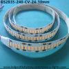 GS2835-240-10mm 12/24V RGB 240LEDs imprägniern LED-Streifen-heller Stab-DM