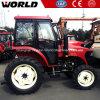 45HP 4WD de MiniTractor van het Wiel van de Tuin met Ce
