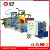 Filtre-presse automatique de membrane avec le système de lavage de tissu