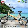 Bicicleta elétrica da cidade da bicicleta da estrada dobradura barata de 250W En15194 da mini