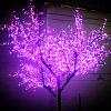 人工的な桜の木ライト装飾