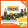 Schloss-Thema-Kind-im Freienspielplatz, der Gefäß-Plättchen für Verkauf kurvt
