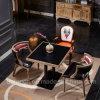 Großhandelsgaststätte-Möbel stellten mit quadratischem Tisch-und Freizeit-Stuhl ein (SP-CT793)