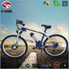 前部モーター中断バイク電気山の自転車のクイックリリース