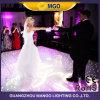 Освещение DJ освещает вверх свет танцевальной площадки белого венчания Starlit СИД