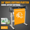 Contour die van de Software van de Plotter W/Artcut van Vevor de Nieuwe 28  Vinyl Scherpe Nieuw Model snijdt