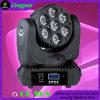 Fascio dell'interno 7X15W 4 in 1 indicatore luminoso mobile della testa LED di DMX