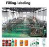 Macchinario di materiale da otturazione della bevanda della piccola scala del rifornimento di gran quantità