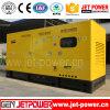 Generador portable refrigerado por agua 125kVA del marco silencioso del motor diesel