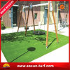 庭Decoraionのための自然な見る人工的な擬似芝生