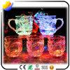 Qualität und schönes Glas-und Plastikcup mit verschiedenen Arten und Farben für fördernde Geschenke