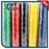 Bande électrique de bonne qualité colorée d'isolation de PVC/roulis enorme