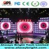 Abt hohe Präzisions-Innenfarbenreicher Miete P3.91 LED-Bildschirm