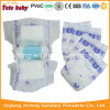 Grade um fralda de bebê de algodão super absorvente
