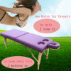 Tabella di massaggio, base di massaggio e Tabella portatili femminili dell'esame