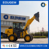 Eougem 2t 판매를 위한 작은 바퀴 로더 정가표 프런트 엔드 로더