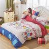 中国の100%年の綿新しいデザイン卸売のクイーンサイズ3D寝具セット