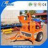 Bloco comprimido manual da terra da maquinaria Wt1-20 de Wante que faz a máquina/a máquina fatura de tijolo
