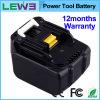 Batería de la herramienta eléctrica para Makita Bl1415