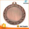 Medaglia in bianco su ordine del metallo Bronze rosso antico