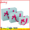 Diseño especial de cartón de impresión de estilo cajón bolsas y cajas de regalo