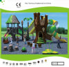 Campo da gioco per bambini di tema di medie dimensioni della foresta di Kaiqi impostato (KQ30013A)
