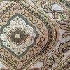 Ткань 575GSM софы ткани жаккарда синеля (FTH32073A)