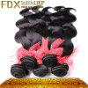 Onda natural do melhor cabelo peruano da classe da parte superior da venda (FDX-PNW)