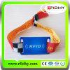 Tag do Wristband de Nfc RFID da proximidade da fábrica