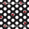 servilletas de vector de papel del Ladybug de los 25*25cm