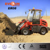 中国のHydrostatic Transmission SystemのEverun 800kg Mini Wheel Loader