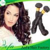 Extensão não processada do cabelo humano do cabelo de Remy do Virgin