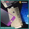 protector de cristal colorido de la pantalla del diamante 3D para iPhone6/6plus