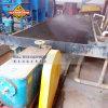 Agitando a tabela para a máquina limpa do minério do concentrado