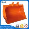 Lama Bucket/Cleaning Bucket/Wide Bucket para Hitachi Zx200 Excavator
