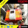 Подъем конструкции здания 2 тонн