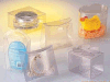 يخلي بلاستيك [بّ] يطوي مستحضر تجميل عطر بلاستيكيّة يعبّئ صندوق