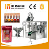 Masala Powder를 위한 향상된 Automatic Pouch Machine Packing