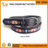 PU Beltsの最も新しいLadies Fashion Women Leather Belts