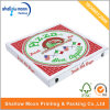 Boîte de empaquetage à pizza faite sur commande de carton (AZ122446)