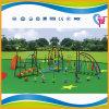 Campo da giuoco esterno di divertimento di allenamento dei bambini sicuri eccellenti di qualità (A-15180)