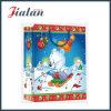 卸し売り漫画デザインクリスマスのギフトのパッキングショッピングキャリアの紙袋