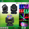 Livello elevato 100%Quality 19PCS 15W LED Moving Head Beam Focus Light