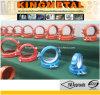 Accoppiamento rigido dell'UL di FM del ferro duttile Grooved approvato degli accessori per tubi