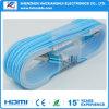 Цена по прейскуранту завода-изготовителя для цветастого супер быстрого поручая кабеля USB оплетки для Andriod